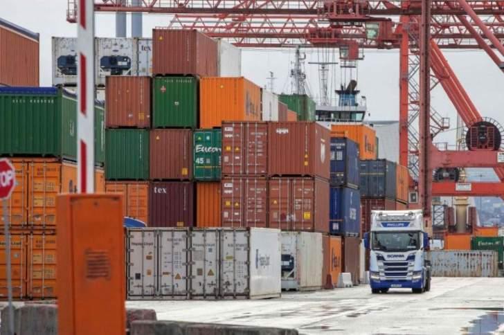 انخفاض الصادرات البريطانية إلى الاتحاد الأوروبي 41 % في كانون الثاني الماضي