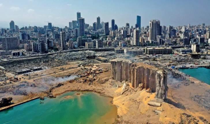 شركة فرنسية تنافس العرض الألماني: بناء مرفأ بيروت بأقل من 3 سنوات