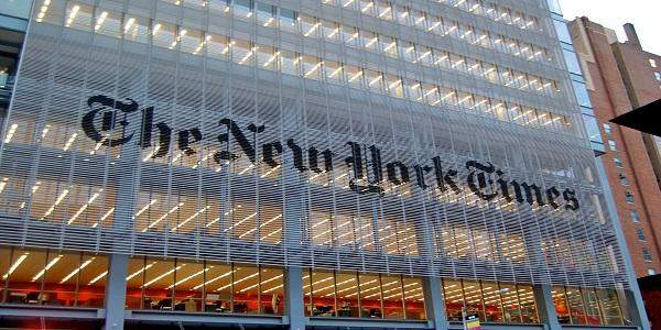 """800 مليون دولار إيرادات """"نيويورك تايمز"""" السنوية في 2019"""