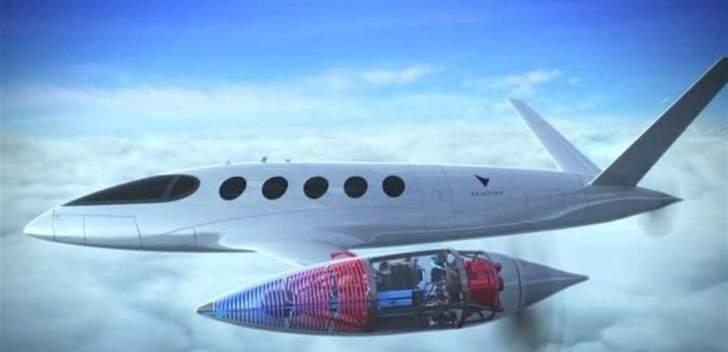 """""""أليس"""" أول طائرة كهربائية لنقل الركاب"""