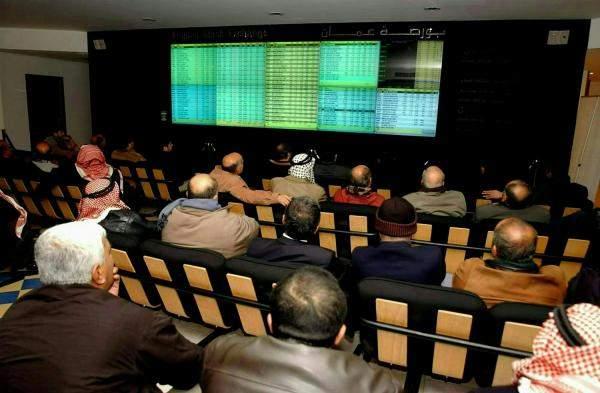 البورصة الأردنية ترتفع 0.59% في أسبوع