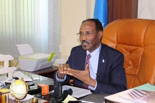 وزير مالية الصومالفي الإجتماع التحضيري للقمة: عجر ميزانيتنايبلغ 145 مليون دولار