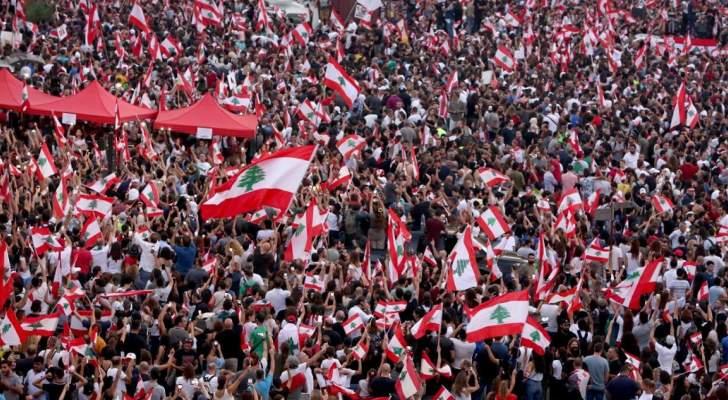 """سلامة """"لم يقنع المودعين"""".. ولبنان ينتظر حكومة إستعادة الثقة"""