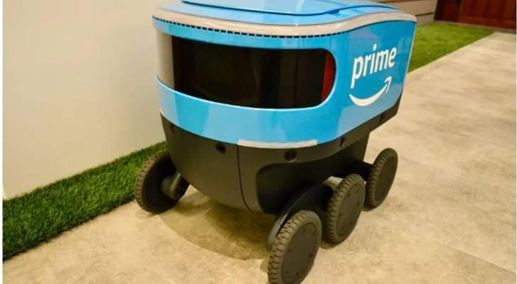 """روبوتات """"سكوت"""" من """"أمازون"""": انها ليست ثلاجات بل تعمل لتأمين احتياجاتكم"""
