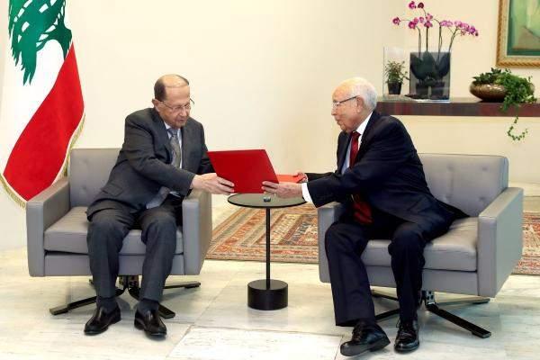التقرير اليومي 7/1/2019: الرئيس عون أمام الوفد التونسي: القمّة العربية الإقتصادية ستعقد في موعدها