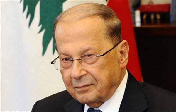 التقرير اليومي 12/7/2018: الرئيس عون: لبنان يمتلك ثروة نفطية ولا خوف على الافلاس في ظلها