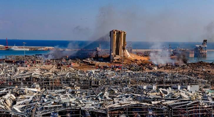 الإنفجار- الزلزال الذي ضرب بيروت العاصمة قد يتحول إلى فرصة للإنقاذ